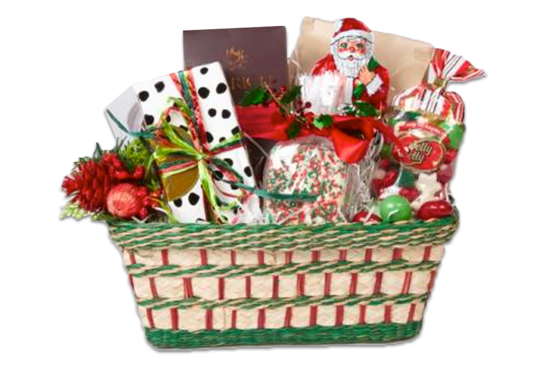 GOODIES Holiday Basket (SMALL)