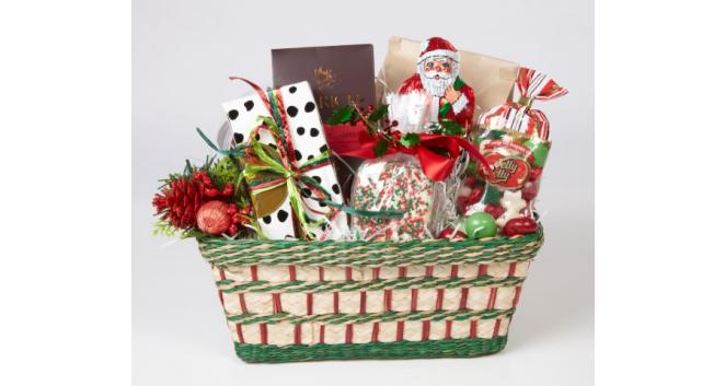 Goodies Holiday Basket