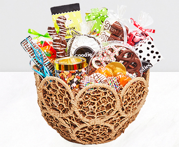 Unique Edible Gift Baskets